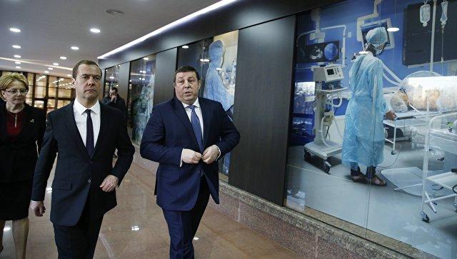 Медведев: Рейтинг доверия к государственной думе вырос