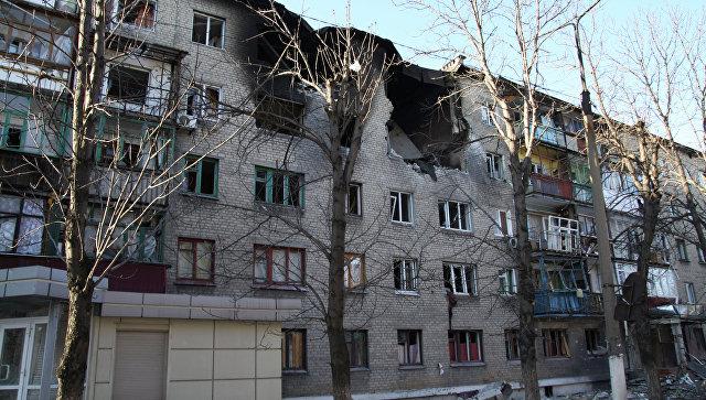 Ситуация в Дебальцево. Архивное фото