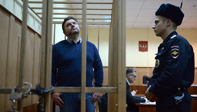 Арест прежнего губернатора Кировской области продлен до24марта