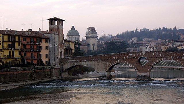 Порошенко вернул похищенные картины итальянскому музею «Кастельвеккьо»