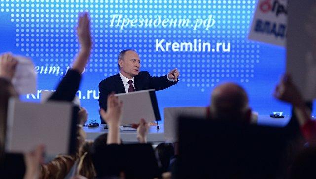 Владимир Путин: ЭкономикаРФ приспособилась к теперешним ценам наэнергоносители