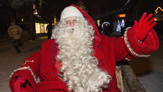 NORAD: Санта-Клаус наоленьей упряжке отправился в61-е мировое турне