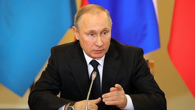 Российская Федерация стала экологическим донором всего мира— Путин