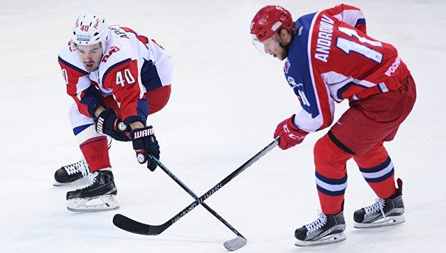 СКА сравнял счет всерии ¼ финала плей-офф КХЛ с«Динамо»