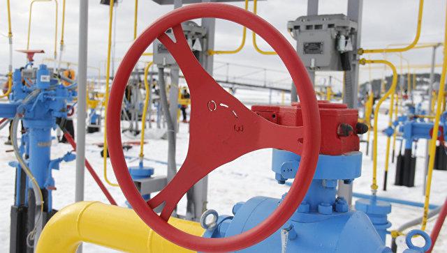 Крым начал получать газ из Кубани