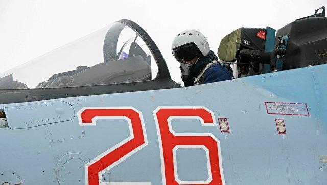 Самолеты Российской Федерации имеждународной коалиции нанесли общий удар побоевикамИГ