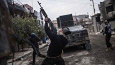 Сотрудник иракского спецназа. Архивное фото