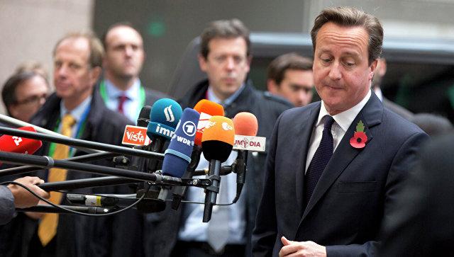 Daily Mail: Кэмерон вполне может стать новым генеральным секретарем НАТО