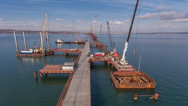 ГлавгосэкспертизаРФ одобрила строительство железной дороги кКерченскому мосту