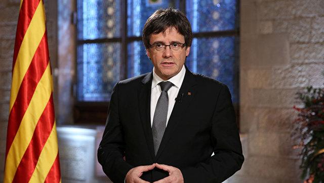 Пучдемон заявил о возможном возвращении в Испанию