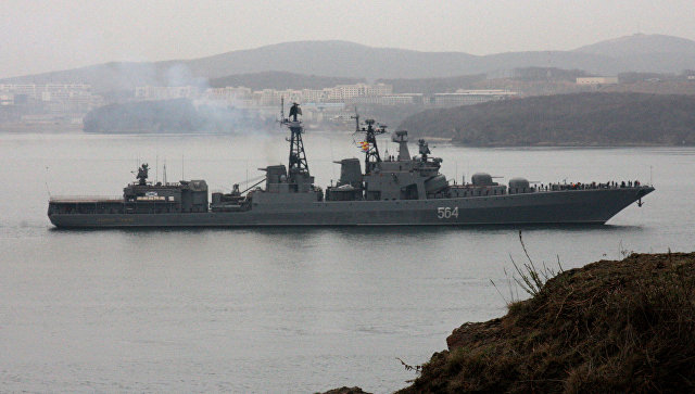 Дутерте позволил русским ВМС швартоваться наФилиппинах влюбое время