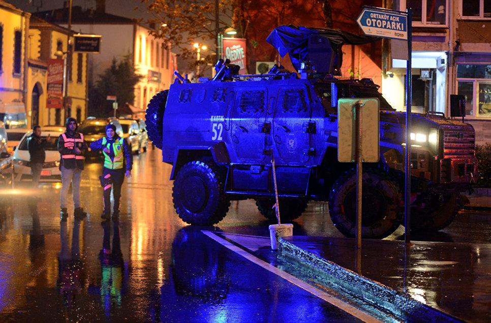 Теракт в ночном клубе в Стамбуле. 1 января 2017 года
