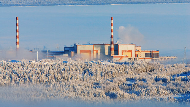 Кольская атомная станция. Архивное фото