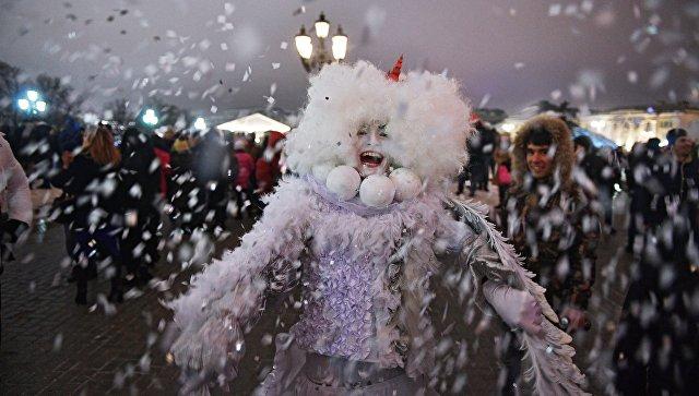 МЧС: новогодняя ночь вРФ прошла без серьезных происшествий