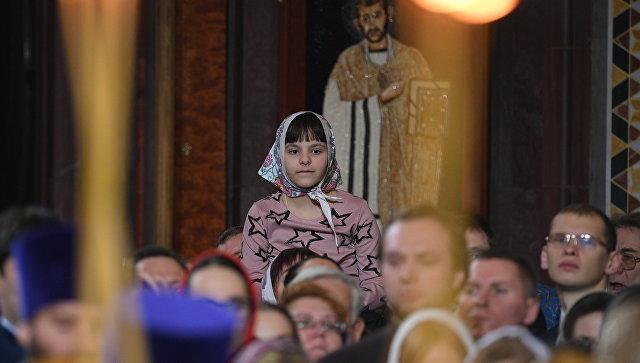 В столице России свыше 4600 тыс. человек смотрят запорядком вРождество