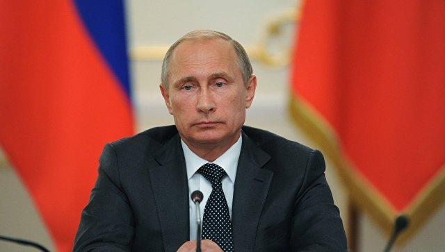 Путин выразил сожаления всвязи стерактом вИерусалиме