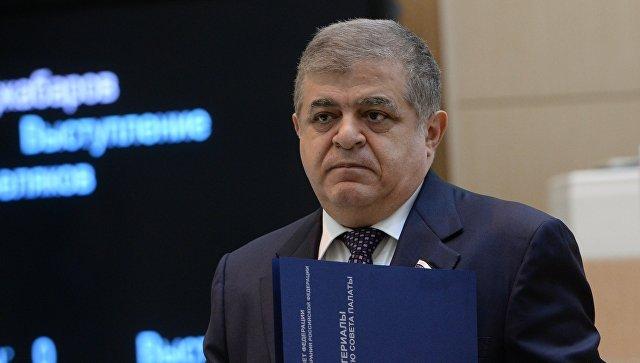 Владимир Джабаров. Архивное фото