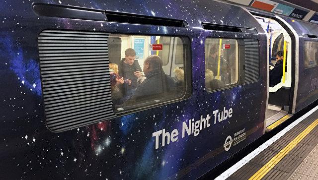 Лондонское метро. Архивное фото