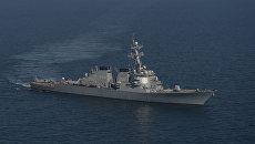 Эсминец Mahan ВМС США