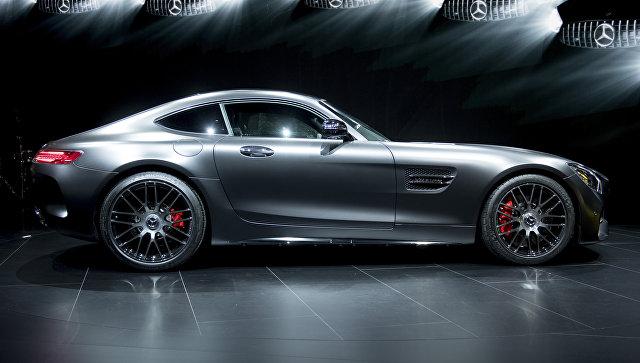 Автомобили Mercedes начнут собирать вПодмосковье с2019 года