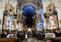 Бернардинский костел в Кракове