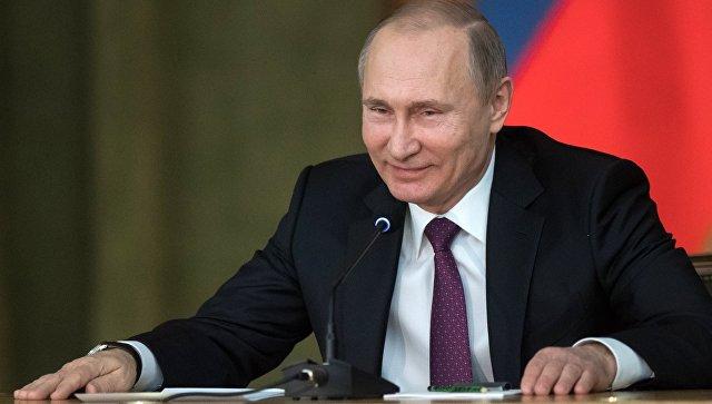 Путин считает возможным улучшение антикоррупционного законодательства