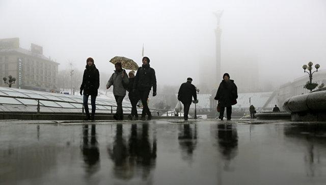 Только у половины трудоспособного населения Украины есть работа