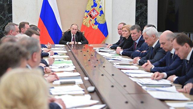 Путин поручил построить инфраструктуру курортов Северного Кавказа к 2021г.