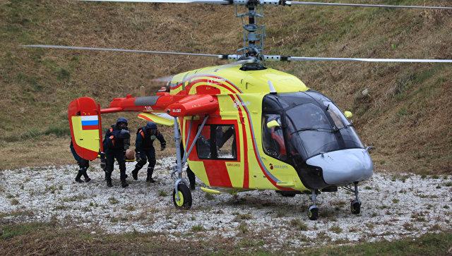 ВКрасноярске построят две вертолетные площадки для транспортировки пациентов