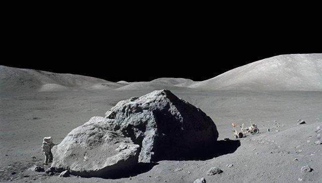 Լուսնի վրա հայտնաբերել են «կյանքի հետքեր»