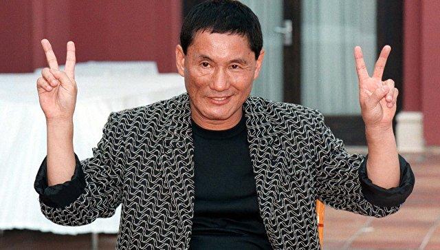 Японский режиссер Такеши Китано выиграл Золотого Льва на 54-м Венецианском кинофестивале, 6 сентября 1997
