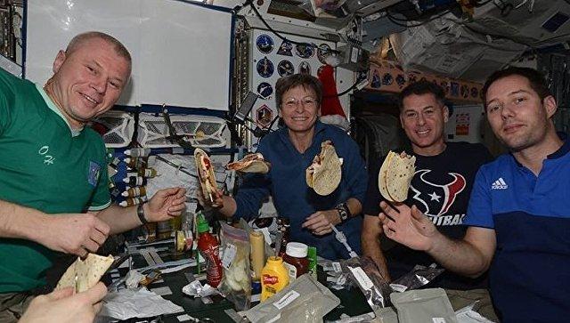 Космонавт Олег Новицкий зарегистрировался в Инстаграм