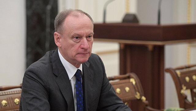 Патрушев объявил оналичии данных осотрудничестве некоторых стран стеррористами