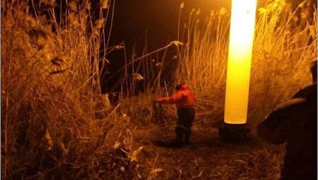В Тимашевском районе Кубани объявлен траур по провалившимся под лед детям