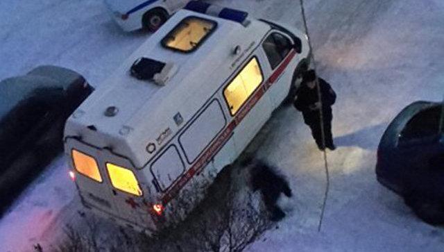Пьяная женщина выпрыгнула сбалкона 5-ого этажа вВерхней Пышме