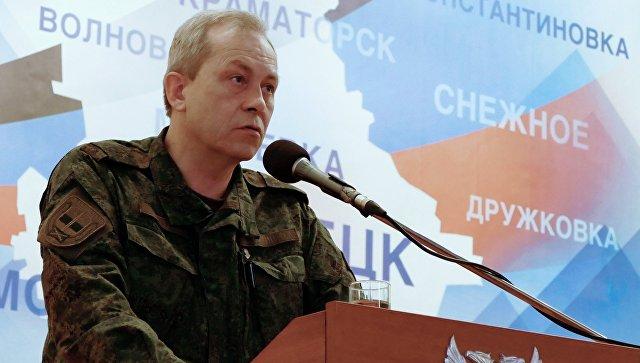 В ДНР заявляют о размещении силовиков на территории соцобъектов