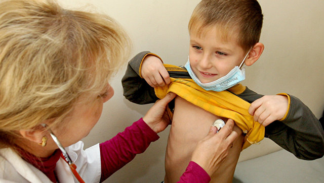 Минздрав принял решение отменить периодические медосмотры детей