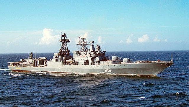 ВМФРФ модернизирует 5 противолодочных кораблей