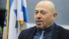 Интервью с новым послом Израиля Гарри Кореном. Архив