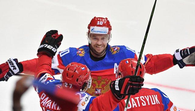 Сергей Мозякин установил рекорд почислу шайб водном сезоне КХЛ