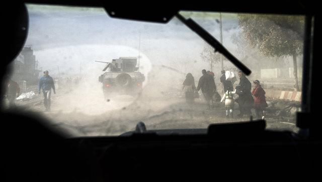 СМИ: Военные полностью освободили аэропорт иракского Мосула
