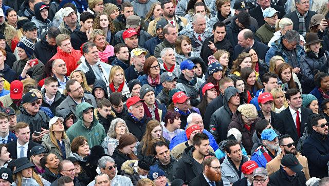 На «женские марши» против Дональда Трампа вышли неменее 2,5 млн человек