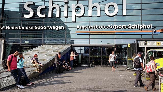 Технические проблемы ваэропорту Амстердама привели котмене изадержке десятков рейсов