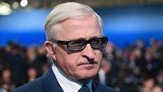 Президент Российского союза промышленников и предпринимателей (РСПП) Александр Шохин. Архивное фото