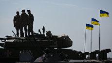 Украинская военная техника. Архивное фото