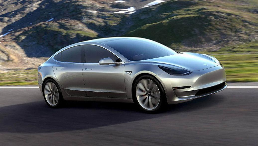 Tesla представила самый дешевый электромобиль