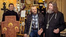 Крест, который Федор Конюхов намерен установить на дне Марианской впадины
