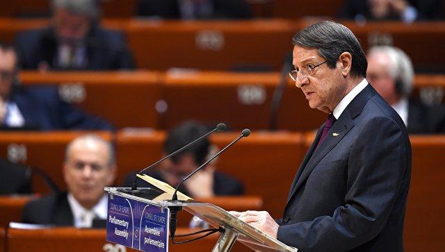 Турция обвинила президента Кипра всрыве переговоров поурегулированию