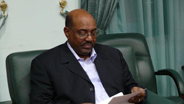 Президент Судана Омар аль-Башир, архивное фото