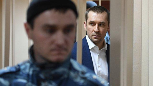 РИА Новости передает оликвидации вМВД управления полковника Захарченко